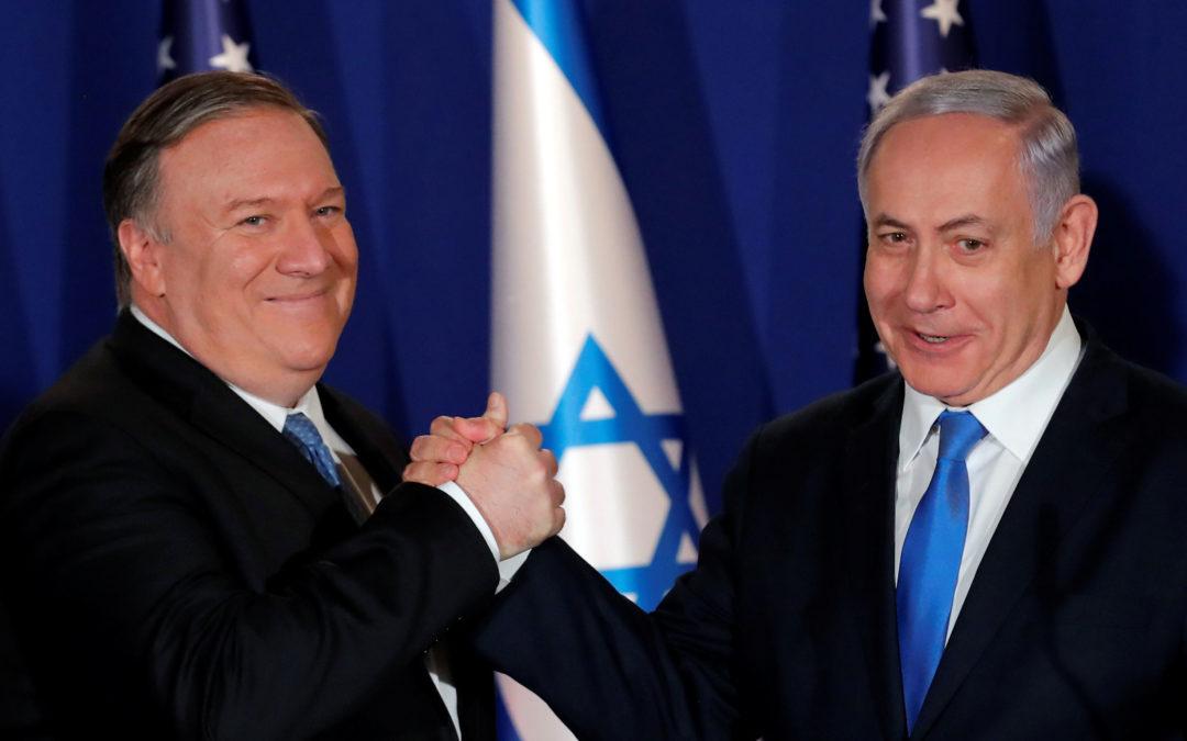 Les Etats-Unis reconnaissent les colonies sionistes de Cisjordanie occupée