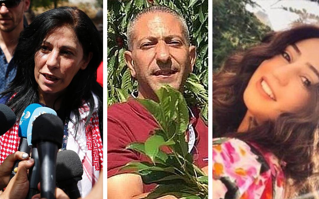 Mobilisation internationale du 8 au 11 novembre : liberté pour Khalida Jarrar, Heba al-Labadi, Samer Arbeed et tous les prisonniers palestiniens!