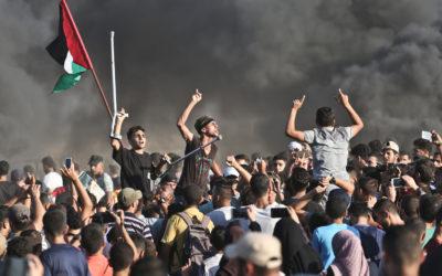 14 Décembre : Stand Palestine «Stop au blocus de Gaza»