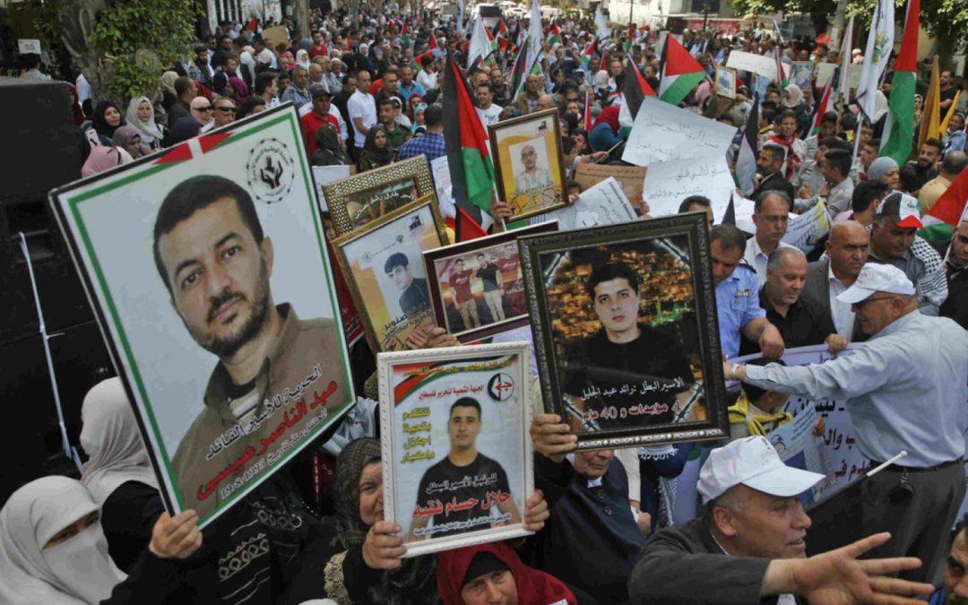 Rapport de fin d'année : l'occupation israélienne a arrêté plus de 5500 Palestiniens en 2019