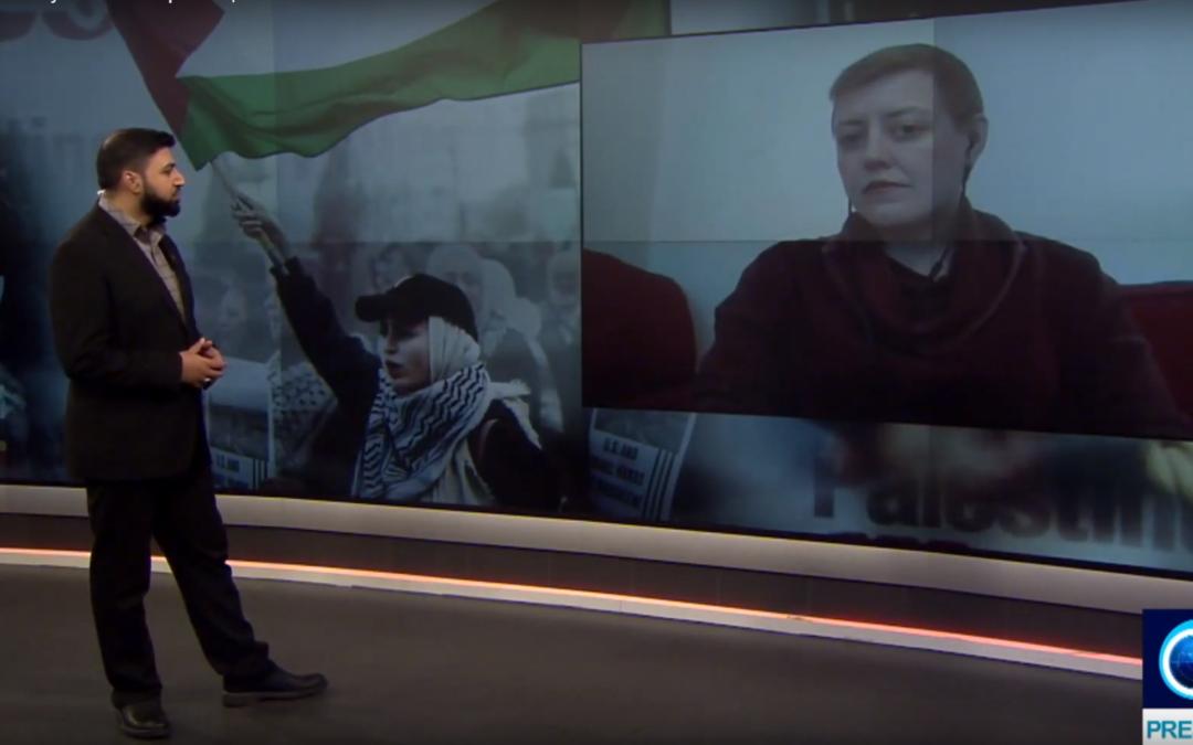Charlotte Kates: «Israël utilise systématiquement les Palestiniens comme un marché colonial captif»