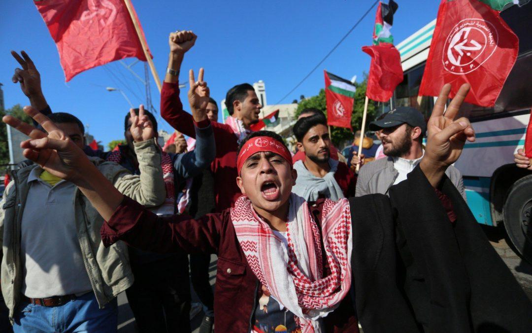 Charlotte Kates : «L'héritage du FPLP c'est de proposer une vision claire pour vaincre le sionisme, l'impérialisme et la réaction !»