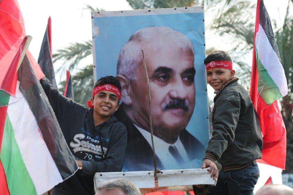 Le 26 janvier 2008, mourrait le révolutionnaire palestinien Georges Habache