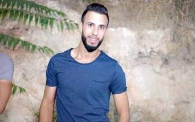 L'armée israélienne admet avoir tué un jeune palestinien de sang-froid sans raison