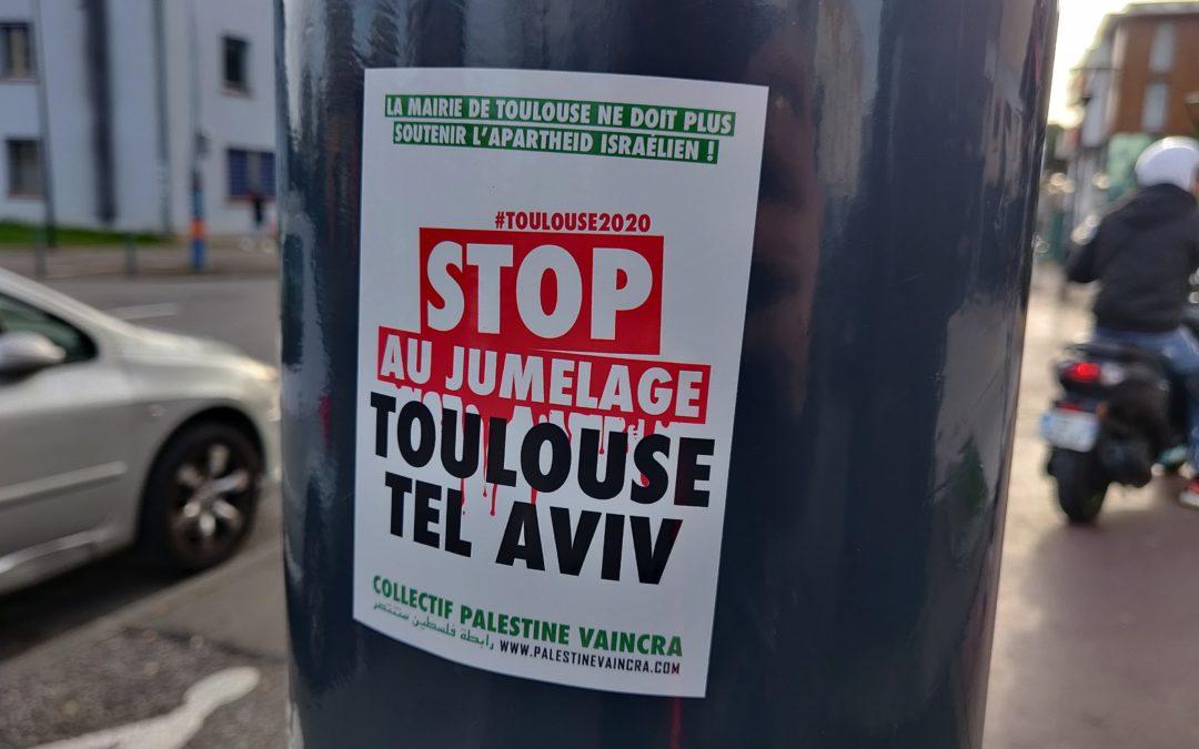 Jean-Luc Moudenc, fidèle soutien d'Israël!