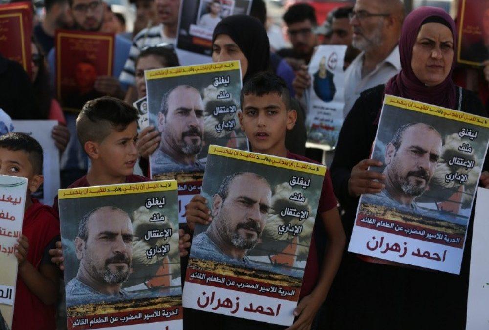Les grèves de solidarité se développent alors qu'Ahmad Zahran approche de son 103e jour de grève de la faim