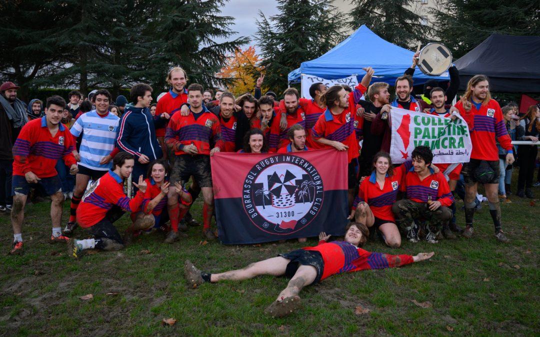 29 Février : Tournoi de rugby solidaire organisé par la BRIC