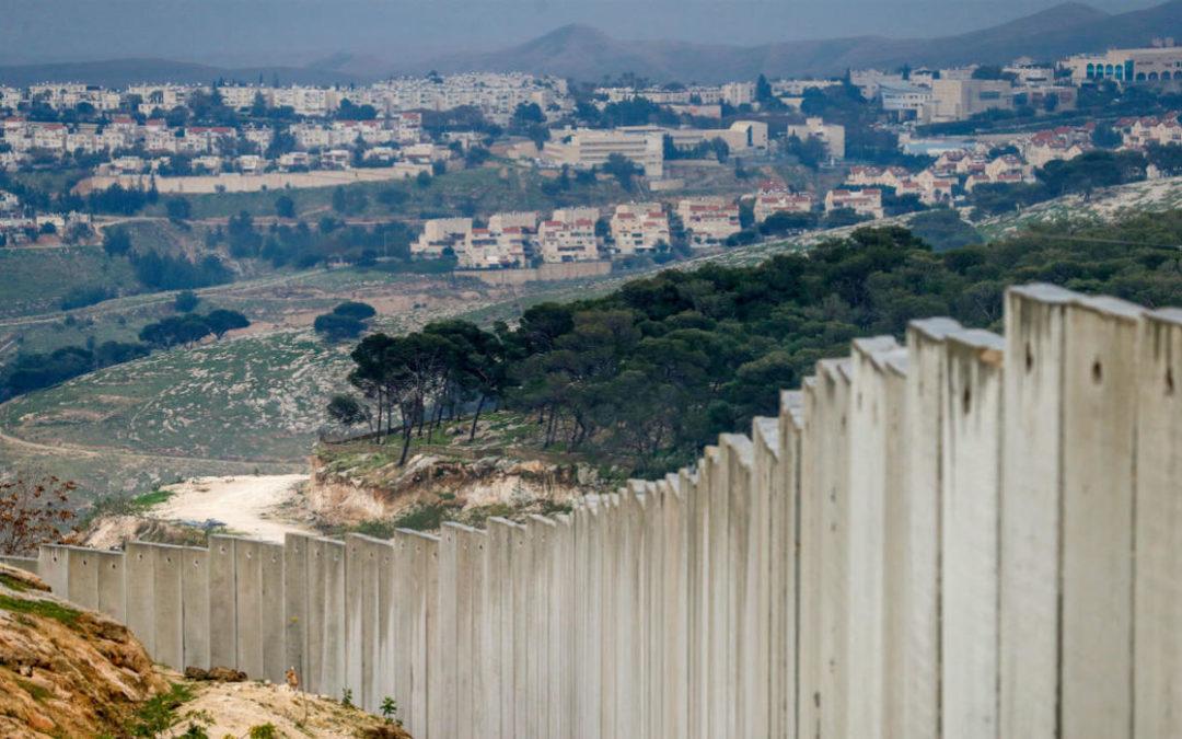 Quelles sont les entreprises françaises qui participent à la colonisation de la Cisjordanie?