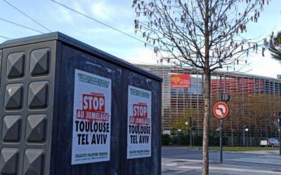 A quoi sert le jumelage de Toulouse avec Tel-Aviv ?