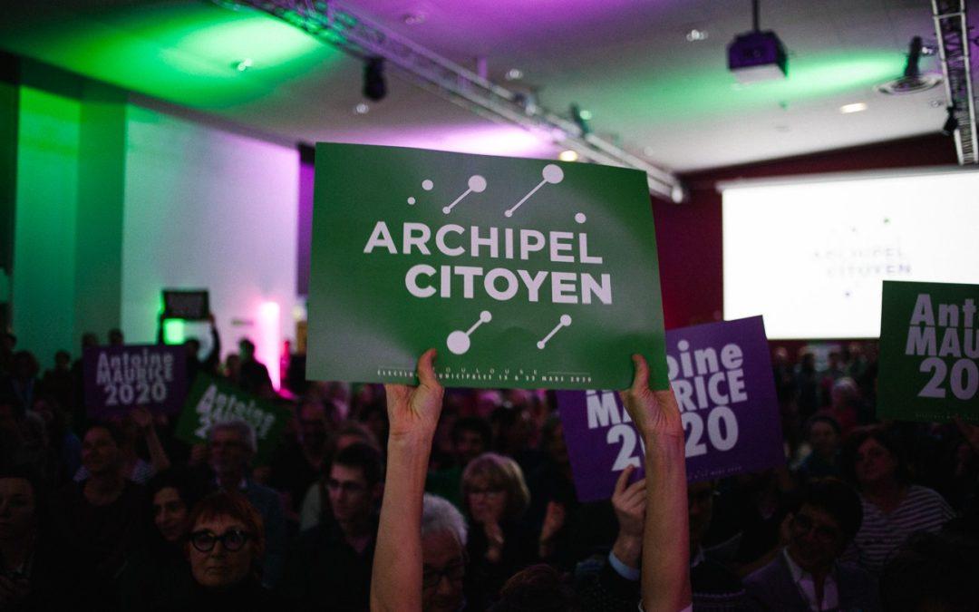 Plusieurs candidat·e·s d'Archipel Citoyen soutiennent la campagne contre le jumelage de Toulouse avec Tel Aviv