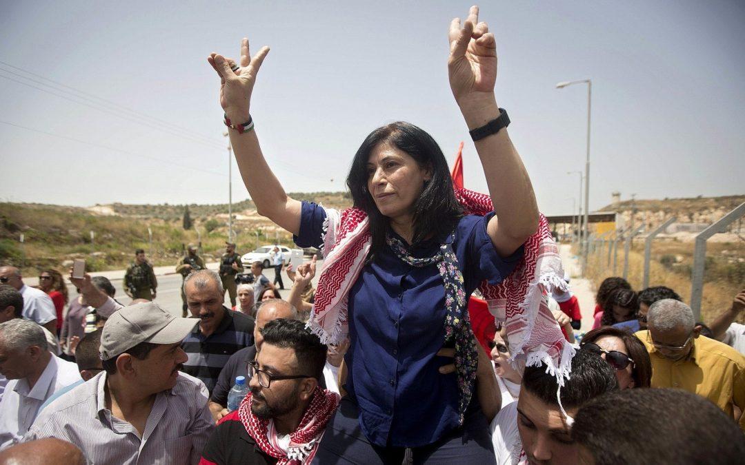 Khalida Jarrar :« C'est la foi du paysan qui travaille la terre »
