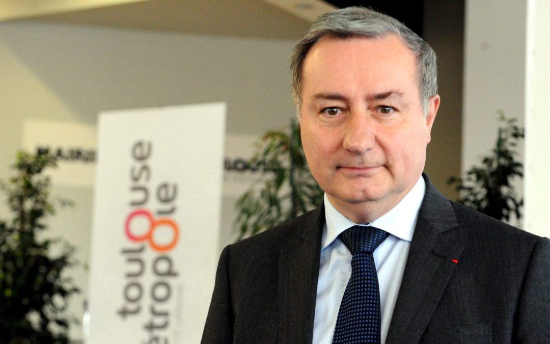 Le maire de Toulouse co-signe une tribune de soutien à la normalisation des relations avec l'apartheid israélien