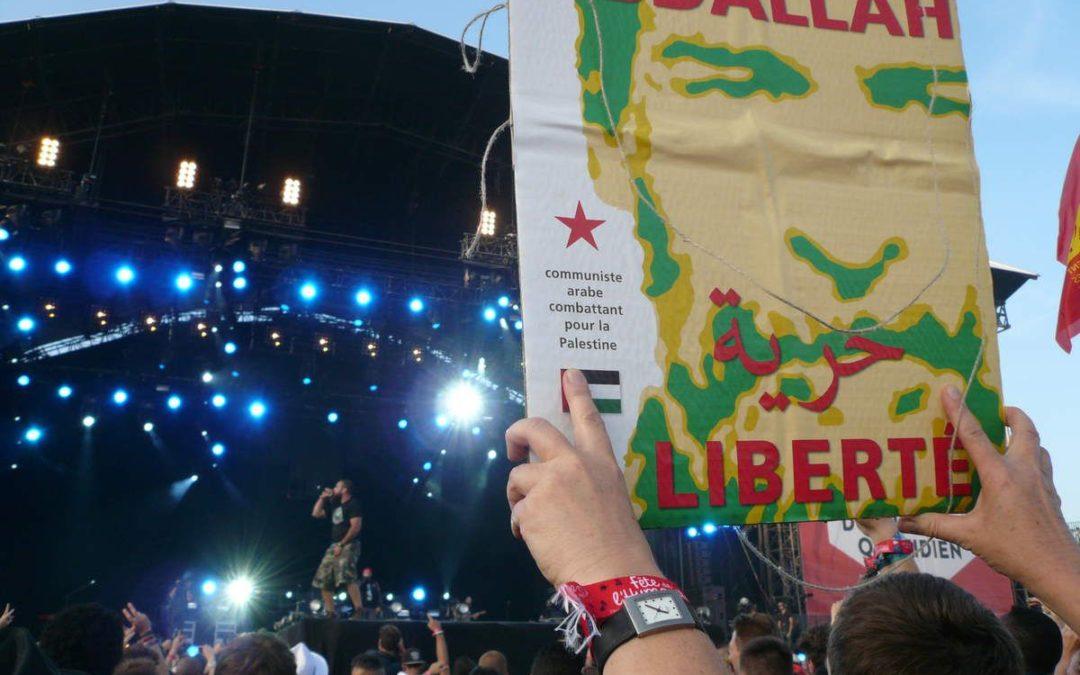 Musique pour la Palestine #5: Georges Abdallah