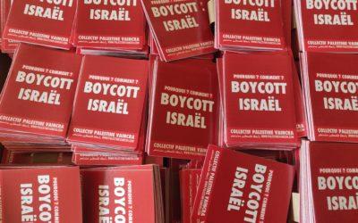 Mini-guide : «Boycott Israël : pourquoi ? Comment ?»