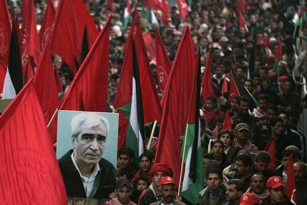 Message d'Ahmad Sa'adat, secrétaire général du FPLP, au Collectif Palestine Vaincra