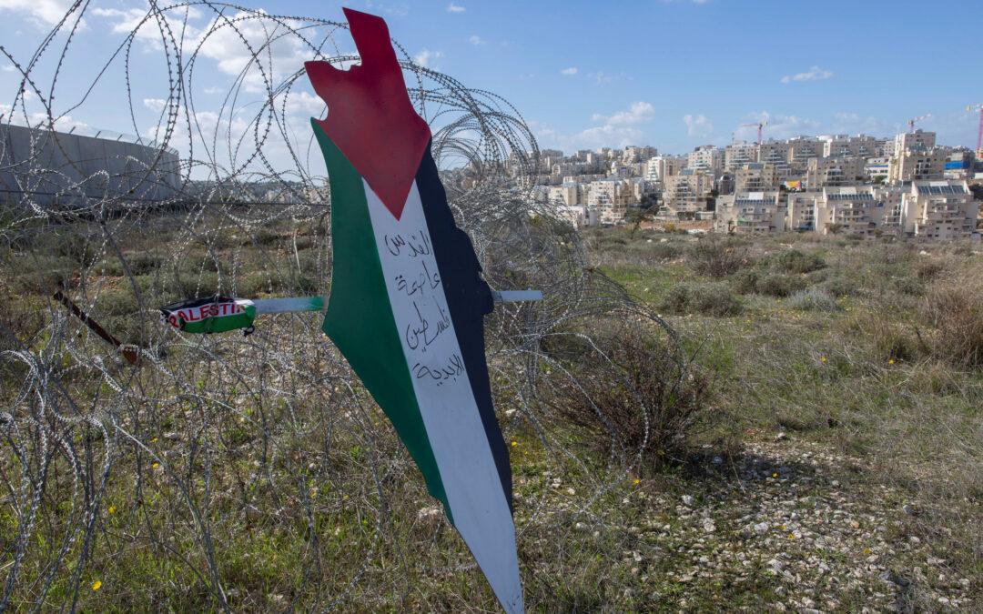 Kit militant: Se mobiliser contre le plan d'annexion de la Cisjordanie