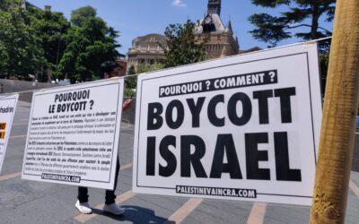 Après sa condamnation par la CEDH, la France s'obstine dans sa volonté de réprimer le boycott d'Israël