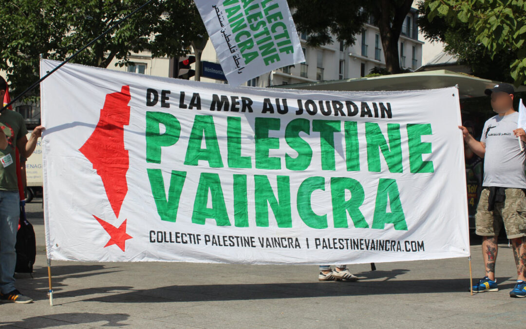 Rétrospective 2020 : une année qui a fait grandir la solidarité avec la Palestine !