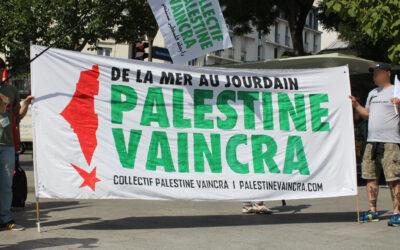 Le Collectif Palestine Vaincra répond au CRIF dans le journal La Dépêche