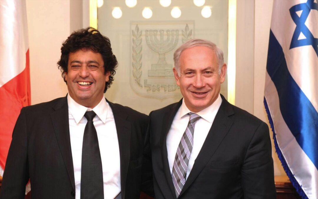 Le député Meyer Habib et l'extrême droite au secours de l'équipe israélienne qui participe au Tour de France