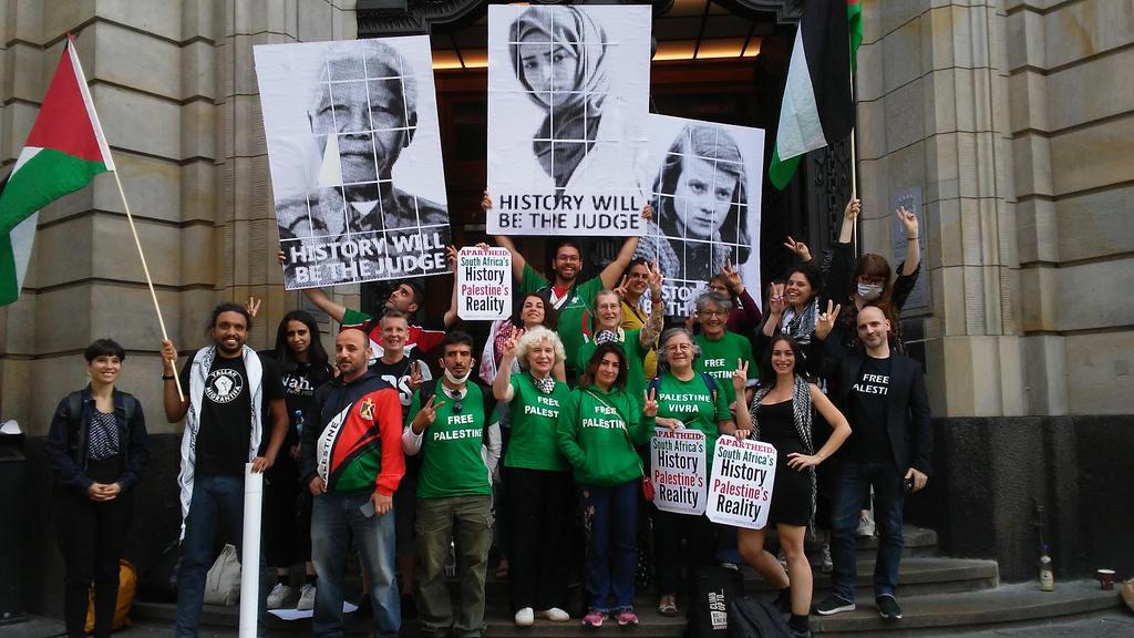 Victoire politique et juridique importante de trois militants BDS à Berlin !