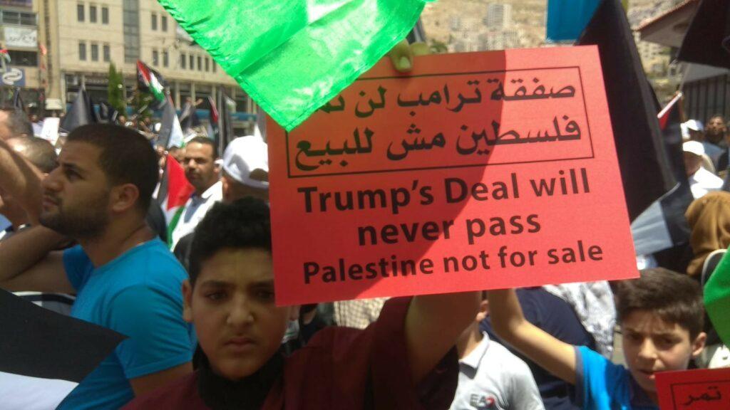 Non à la normalisation, intensifier le boycott : faire face à l'accord États-Unis – Israël – Émirats Arabes Unis