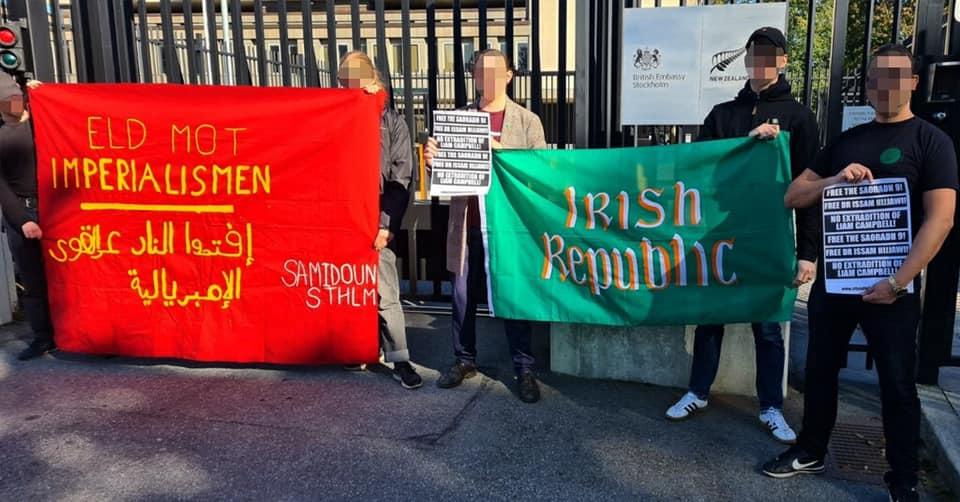Dr Issam Hijjawi Bassalat et des républicains irlandais sont en grève de la faim en prison : organisons la solidarité et exigeons leur libération !