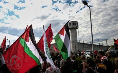 26 Septembre : Stand Palestine «Liberté pour Georges Abdallah !»