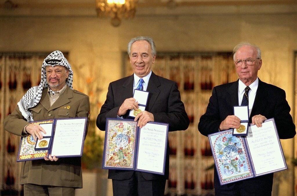 Le mythe d'Yitzhak Rabin le pacifiste