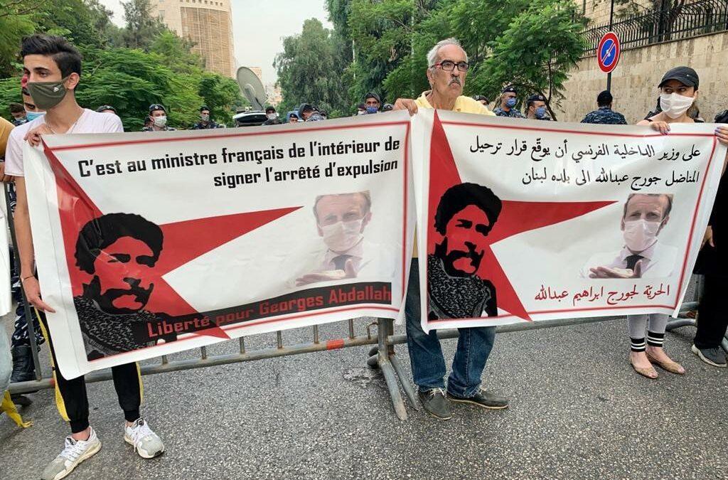 Le frère de Georges Abdallah adresse un message à Emmanuel Macron