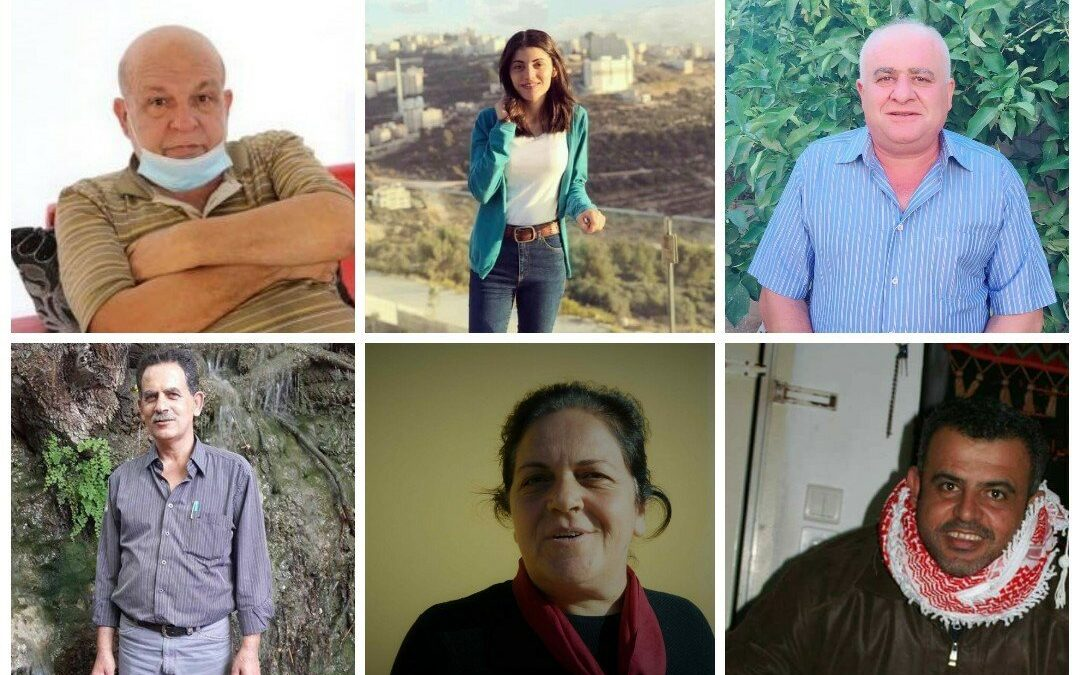 L'occupation israélienne arrête plusieurs militantes palestiniennes et organisateurs de gauche