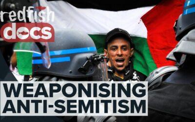 Vidéo documentaire : Censurer la Palestine, la militarisation de l'antisémitisme