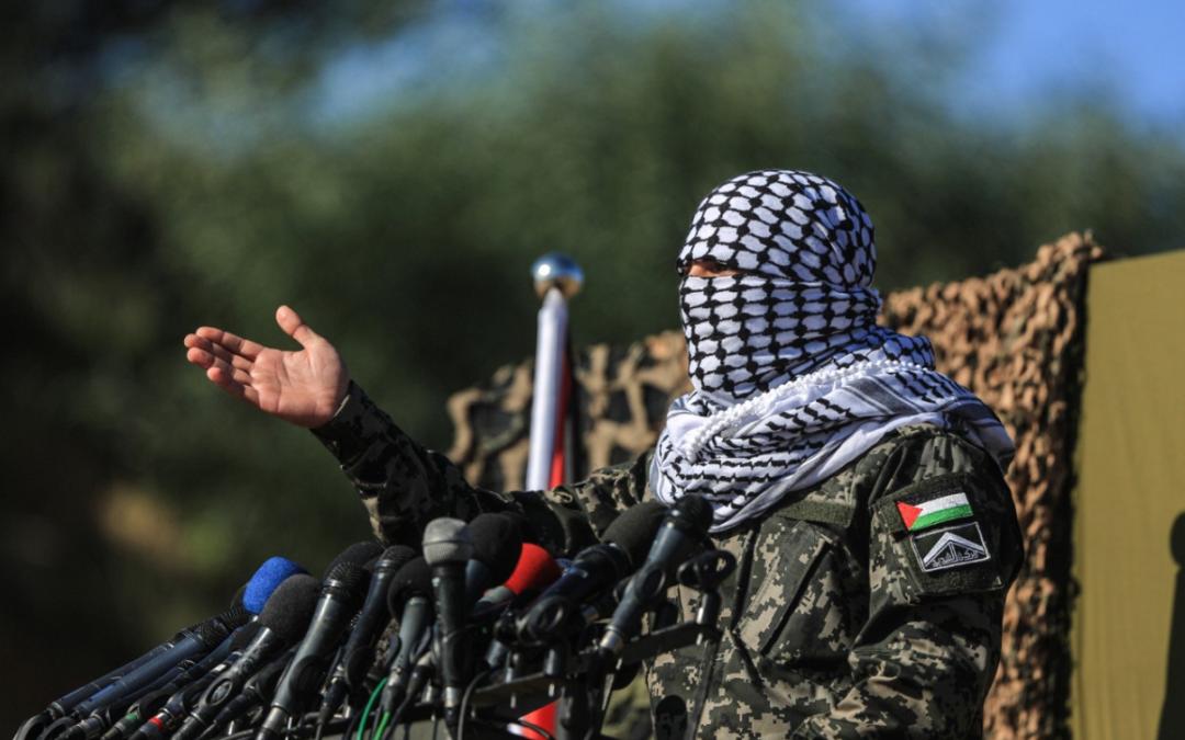 La résistance palestinienne se présente unie et effectue une démonstration de force à Gaza