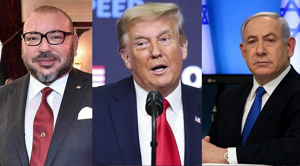 Trump annonce un accord de normalisation entre le Maroc et l'Etat sioniste