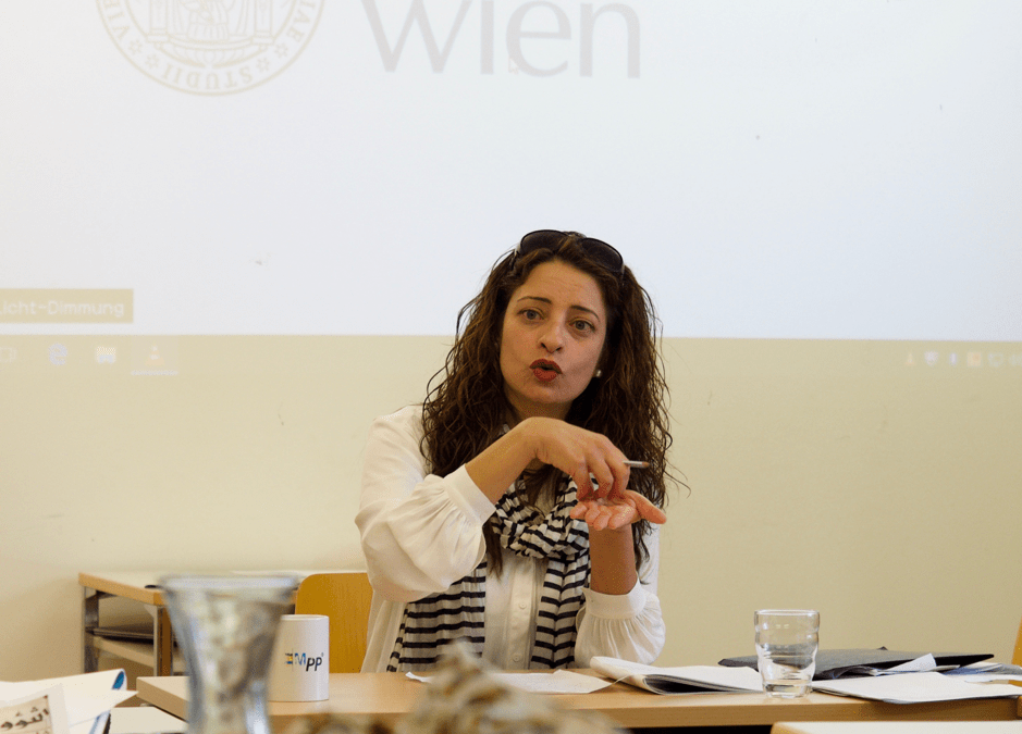 Interview: Lena Meari et le Sumud face à l'interrogatoire