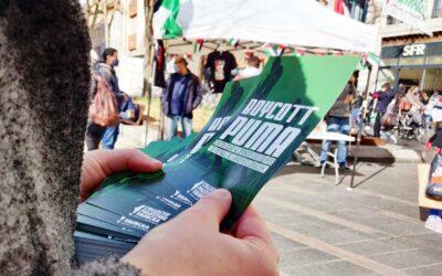 Au cœur de Toulouse, un Stand Palestine met à l'honneur la campagne #BoycottPuma et le boycott d'Israël !