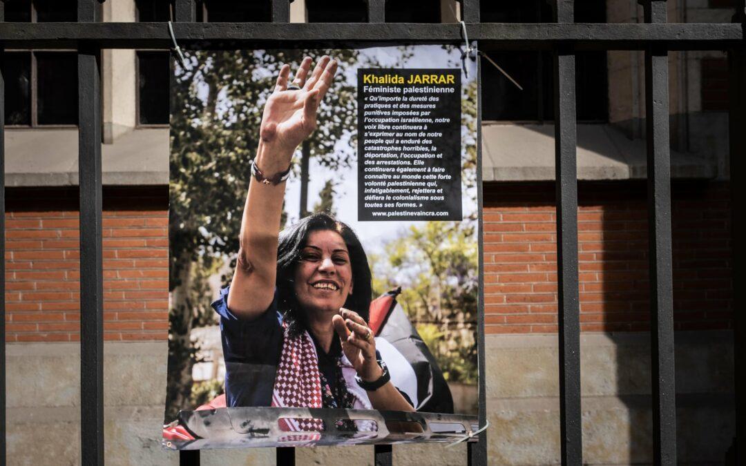 Des femmes palestiniennes s'invitent dans l'exposition «Femmes inspirantes, femmes remarquables» de Toulouse