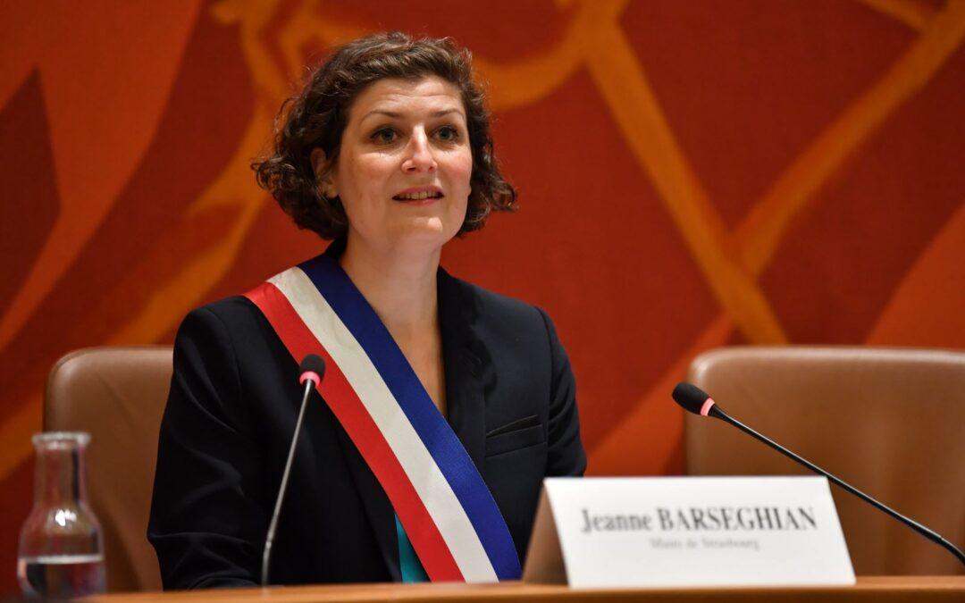 La mairie de Strasbourg rejette la définition de l'IHRA qui vise à amalgamer antisionisme et antisémitisme