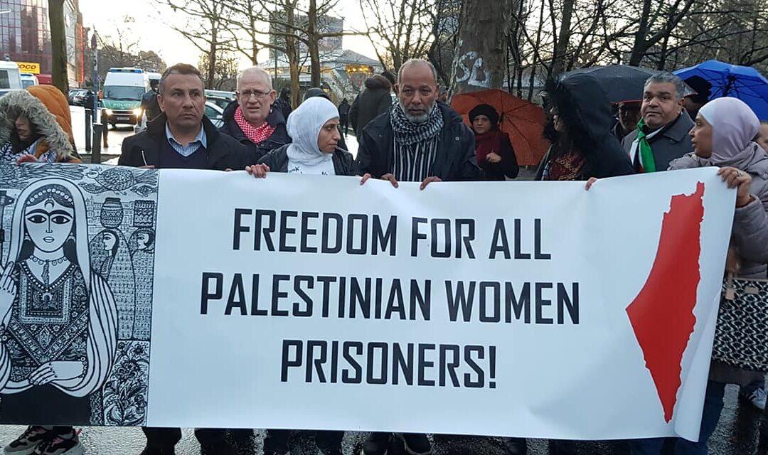Liberté pour toutes les prisonnières palestiniennes !