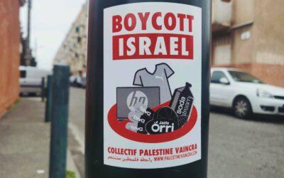 #BoycottTeva : Procès contre Olivia Zémor à Lyon, organisons la solidarité !