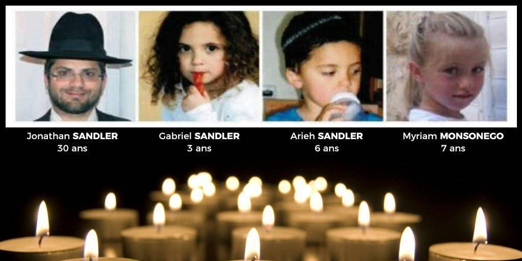 Hommage aux victimes de l'école Ozar Hatorah : notre combat antiraciste est indivisible !