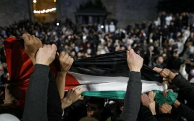 Masar Badil: L'identité de Jérusalem est défendue et préservée par la lutte, et non par la mendicité auprès du colon sioniste