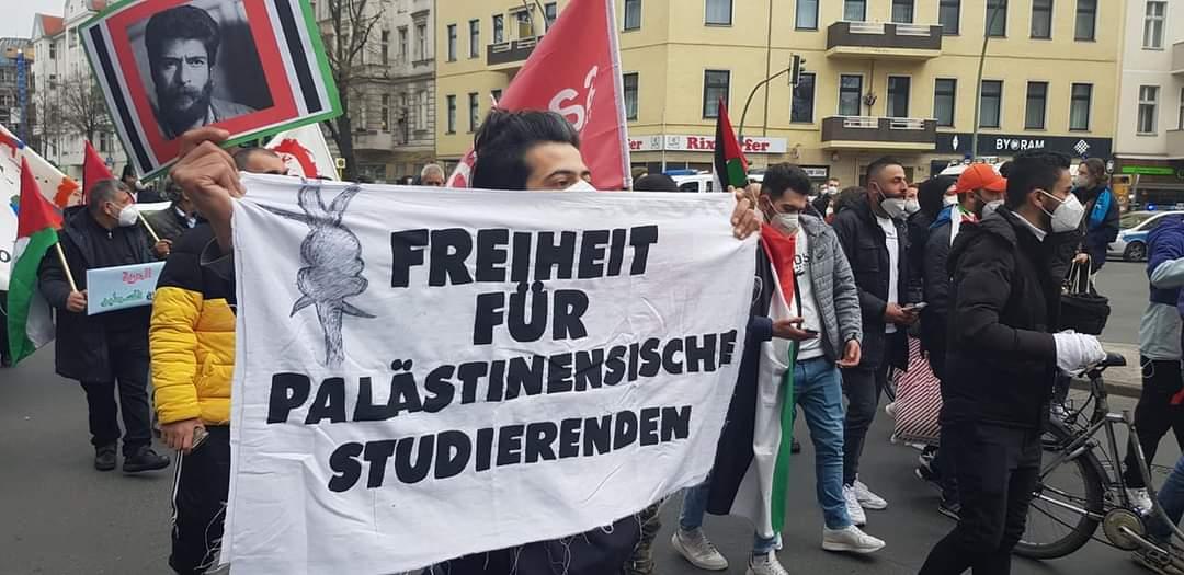 La mobilisation internationale se développe pour la libération de toutes et tous les prisonniers palestiniens