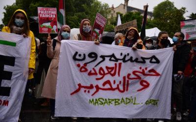 Khaled Barakat: Une voie alternative pour une Palestine libre