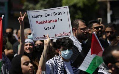 Vendredi 27 Août : Stand Palestine «Stop au blocus de Gaza !»