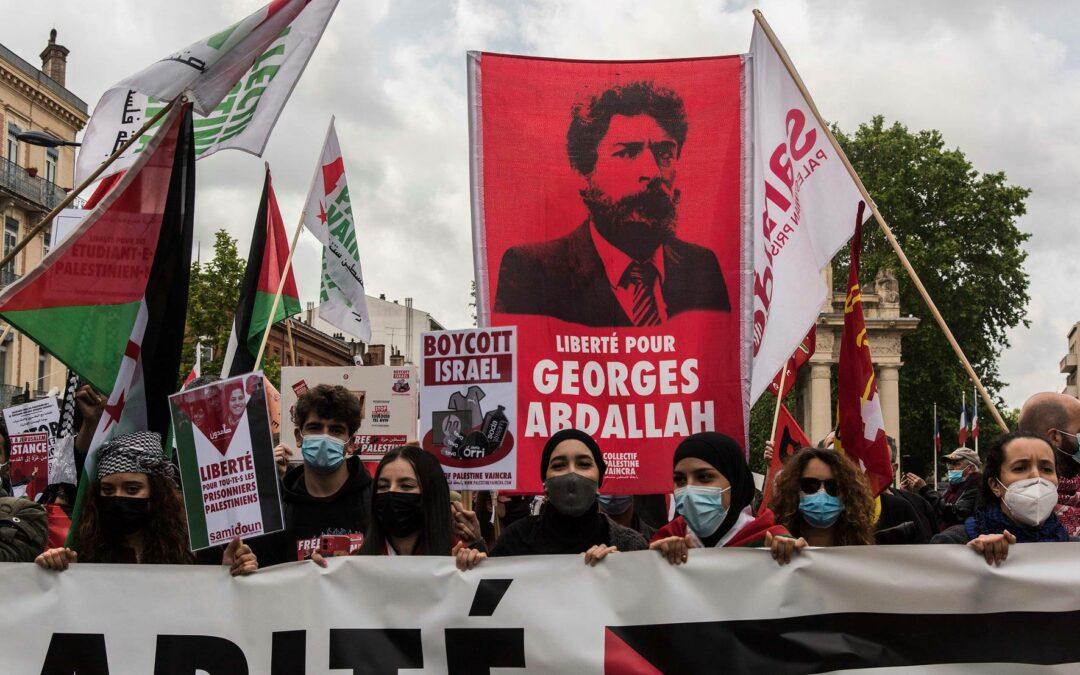 Du 12 au 19 juin 2021, semaine internationale d'actions pour Georges Abdallah