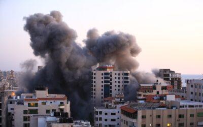 Wissam al-Haj : Gaza, une guerre pas comme les autres