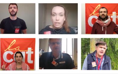 Des syndicalistes CGT de la Haute-Garonne appellent au boycott du syndicat israélien Histadrout