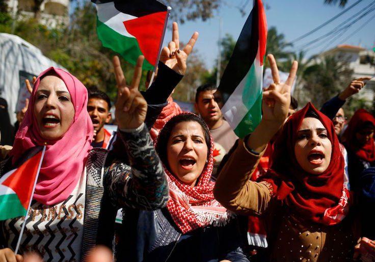 4 Juin : Stand Palestine «La solidarité est notre arme»