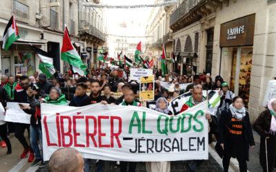 La région Occitanie soutient l'apartheid israélien et la colonisation de Jérusalem